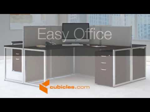 The Easy Office Cubicle Desk