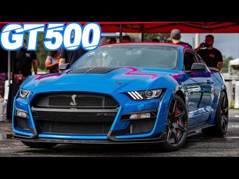 2020 Shelby GT500 Street RIPS! | Turbo AWD Ford Explorer 3.9s 0-60mph + Sleeper 8 Second Mustang!