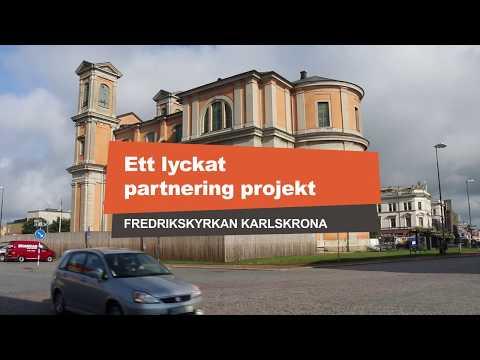 Fredrikskyrkan Karlskrona