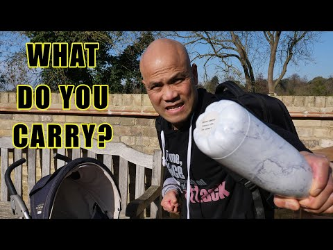 What should I carry for self defense? | Master Wong