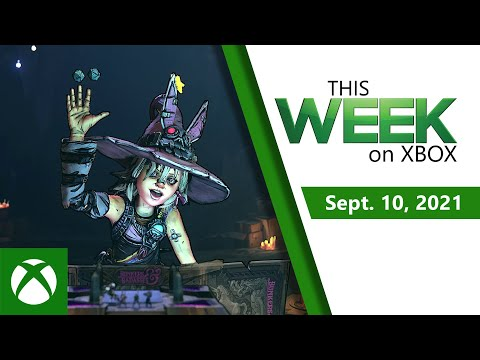 New Releases and Announcements   This Week on Xbox