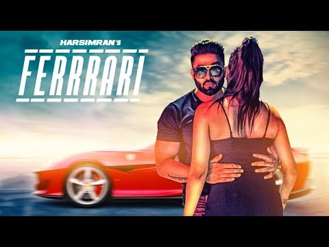 Ferrrari-Harsimran Full HD Video Song