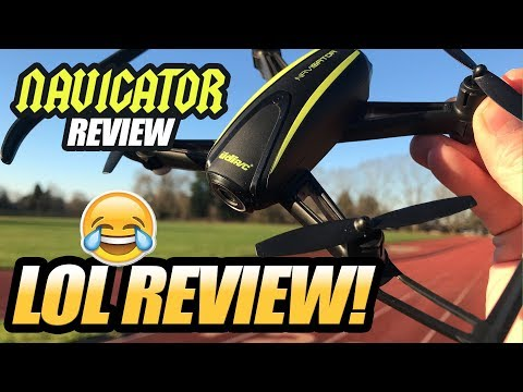 Drocon Navigator Wifi Kids Drone - 100% Honest Review & Flight