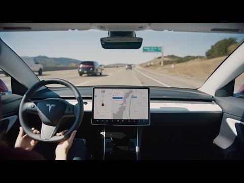 Model 3 Support   Navigate on Autopilot