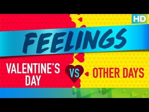 Partners' Love For Each Other On Valentine's Day Vs. Other Days
