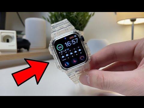 Il CINTURINO che PROTEGGE Apple Watch