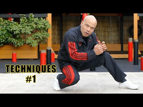 Basic Footwork | wing chun techniques #1