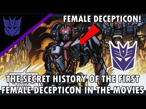 The secret Female Decepticon in the Transformers movies(EXPLAINED)- Transformers the last knight