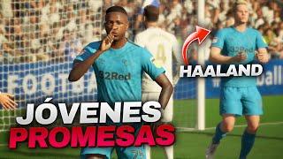 MODO CARRERA SOLO JÓVENES en Fifa 20 !! (JÓVENES PROMESAS, FICHAJAZOS y VENTAS...)