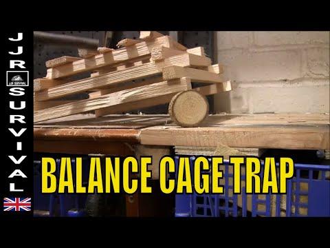 Balance Cage Trap