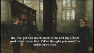 Harry Potter Order of the Phoenix Walkthrough Part 12 - Recruiting Dumbledore's Army Part 8