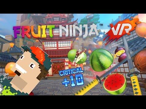 CORTANDO FRUTA Y MAS EN VR! || PSVR GAMEPLAYS