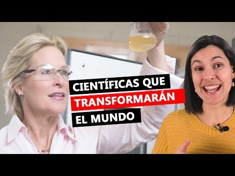 ¡Científicas actuales que te sorprenderán! I TOP Mujeres cientificas