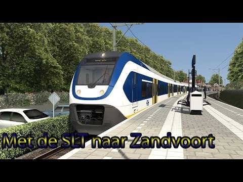 Lekkere korte dienst - Train Simulator 2019