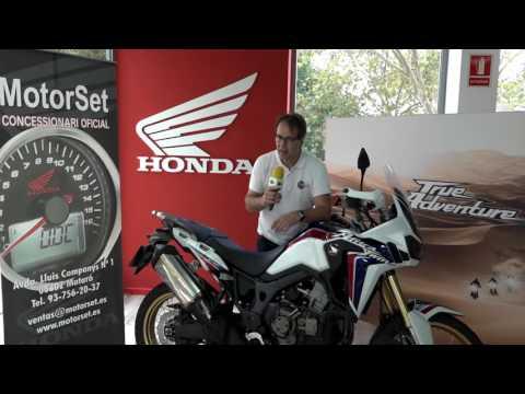 """Motosx1000 : Honda Africa Twin DCT. ¿Como funciona el DCT"""""""