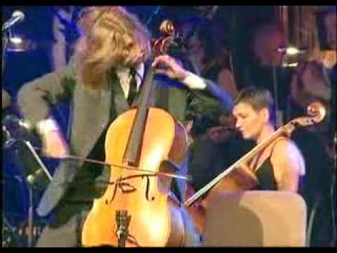 Final Countdown cello and orchestra