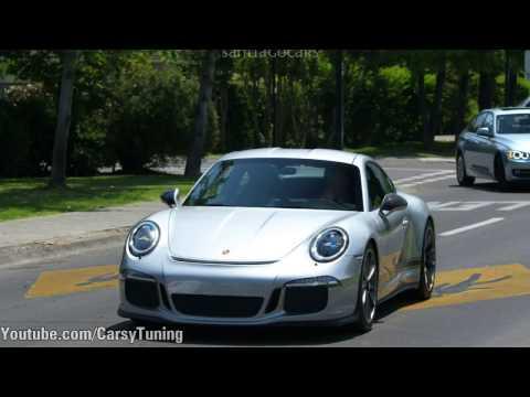 2016 Porsche 911 R - Accelerations