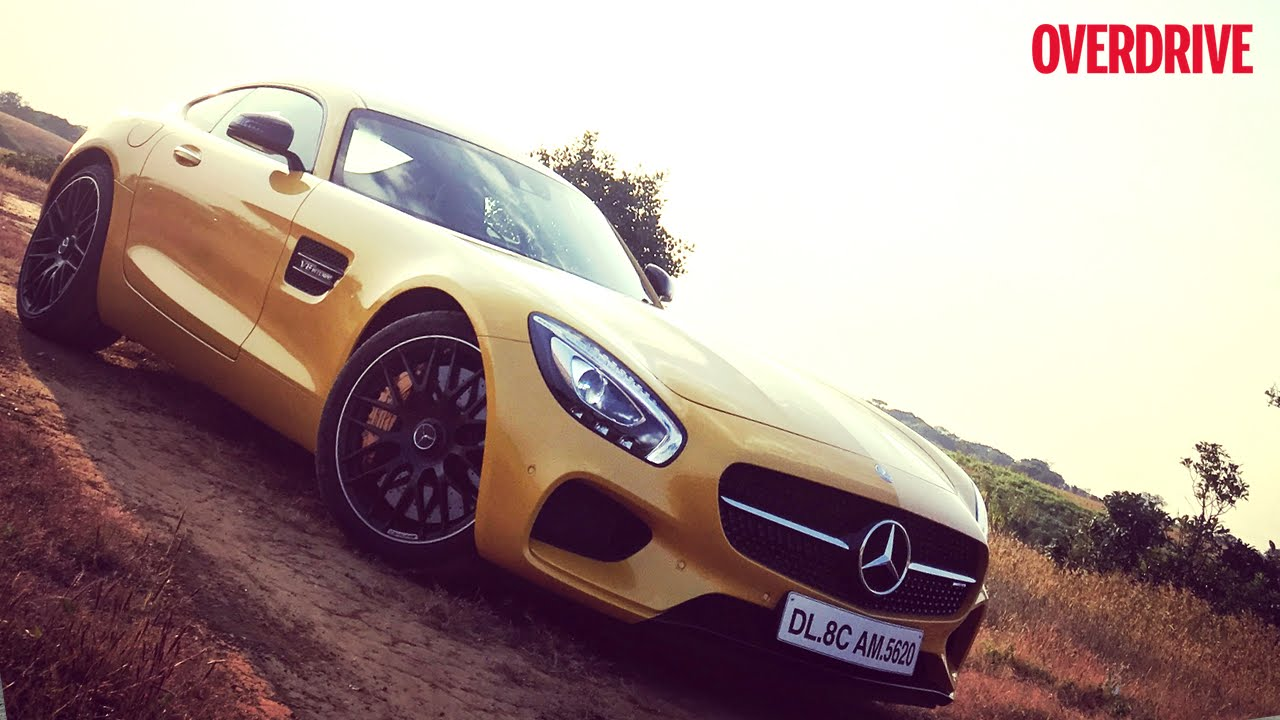 Mercedes-AMG GT S - Road Test Review (India)