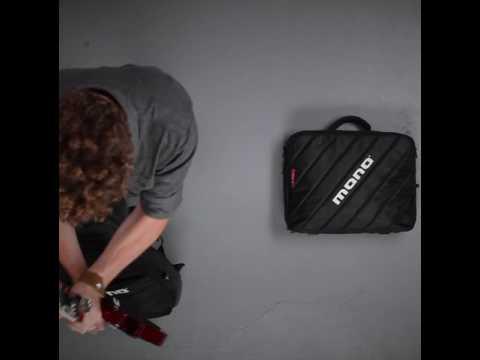MONO Vertigo and MONO Pedalboard Case