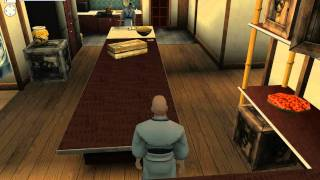 Hitman 2: Silent Assassin, HD walkthrough (Professional), Mission 6 - Tracking Hayamoto