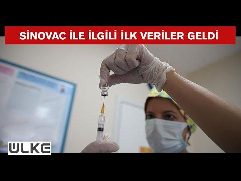 Sinovac aşısı ne kadar koruyucu? 15 milyon aşı sonrası dikkat çeken sonuçlar!