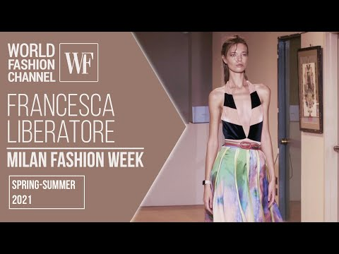 Francesca Liberatore spring-summer 2021 | Milan Fashion Week