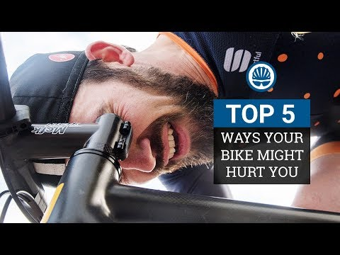 Top 5 | Ways Your Bike Might be Hurting You