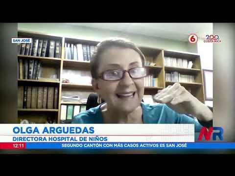 Noticias Repretel mediodía: Programa 22 de Setiembre del 2021