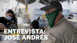 Entrevista a JOSÉ ANDRÉS sobre la ONG World Central Kitchen | La crisis del #CORONAVIRUS