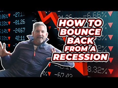 How You Can Bounce Back from a Recession - Grant Cardone photo