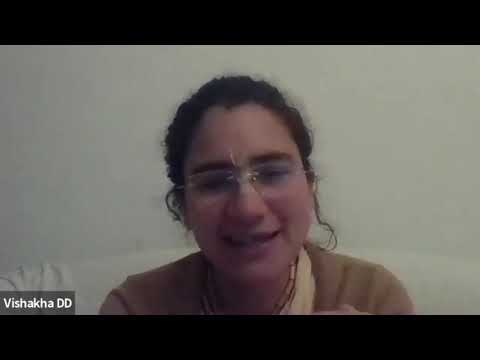 Online Sangha with Vishakha Devi Dasi 23