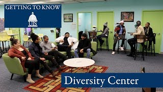 Getting to Know UIS: Diversity Center