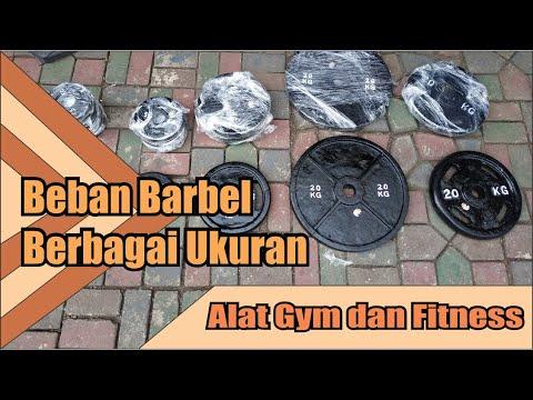 Beban Barbel | Peralatan Fitness