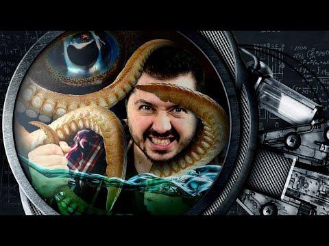O Kraken | Nerdologia