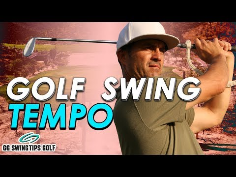 Gauging Your Golf Swing Tempo