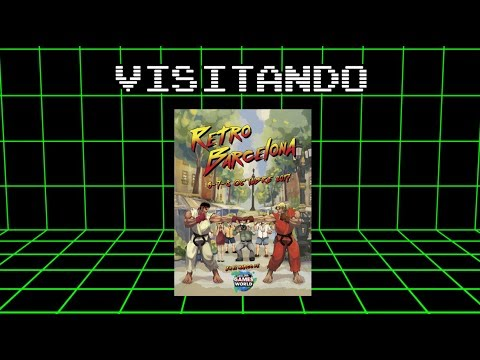 Game Museum TV 20: Visitando RetroBarcelona 2017