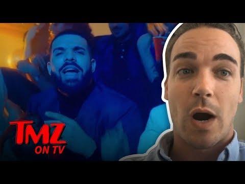 'Degrassi' Star Daniel Clark is 'Upset' Over Drake Music Video | TMZ TV
