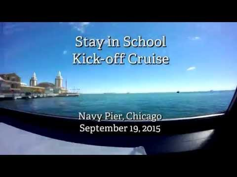 Stay in School 2015-16 kickoff cruise