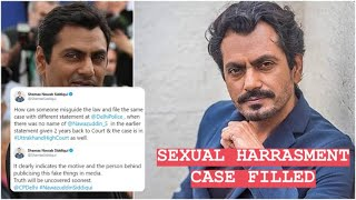 Nawazuddin's niece files SEXUAL HARASSMENT complaint against his brother | Checkout to know more | - TELLYCHAKKAR