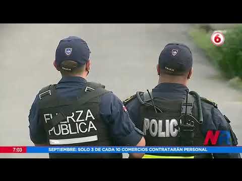 Una balacera dejó un muerto y un herido en Guatuso