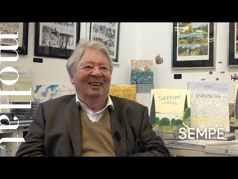 Vidéo de Jean-Jacques Sempé