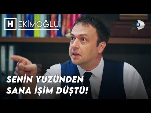 Orhan, Sonunda Patladı! | Hekimoğlu 34.Bölüm