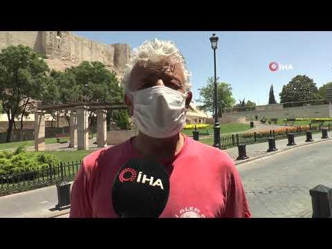 Koronavirüs Gaziantep'in Turizmine Darbe Vurdu