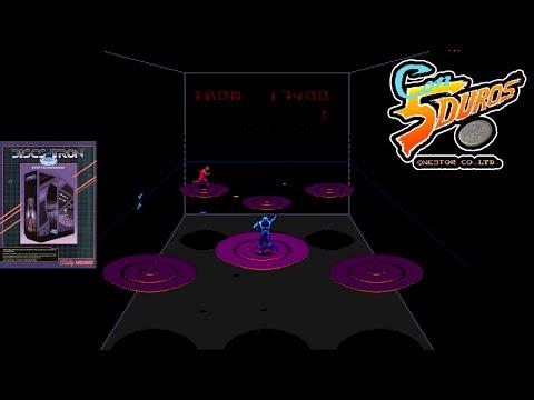 "DISCS OF TRON - ""CON 5 DUROS"" Episodio 878 (+Tron: Deadly Discs / Atari 2600) (1cc) (1 loop)"