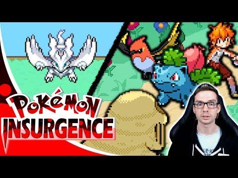 CRAZY TOUGH GYM BATTLE! Pokemon Insurgence Let's Play Episode 8