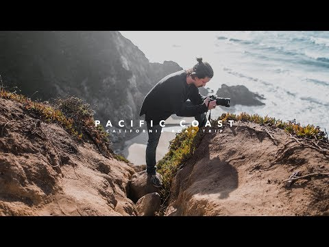 The PACIFIC COAST Road Trip