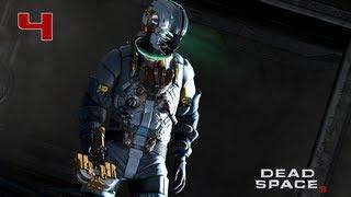 Прохождение Dead Space 3 - Часть 4 — Главный мостик   C.M.S. «Роанок»