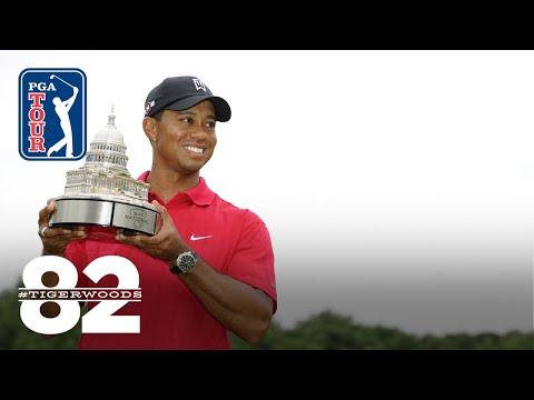 Tiger Woods wins 2009 AT&T National | Chasing 82