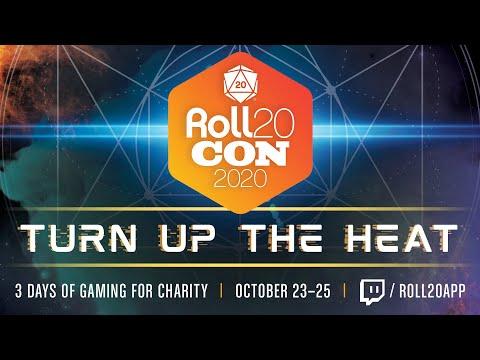 Roll20Con 2020 Trailer