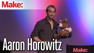 Aaron Horowitz: MakerCon New York 2014